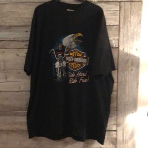 Harley-Davidson Men's Vintage T-Shirt Size XL